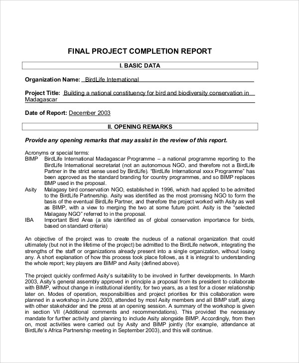 Project Report Sample Pdf Be Project Report Sample A