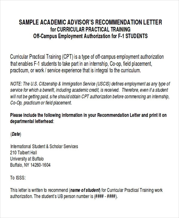Recommendation Of Trainee Sample Term Paper Help