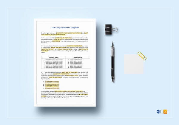 11+ Student Agreement Contract Samples | Sample Templates