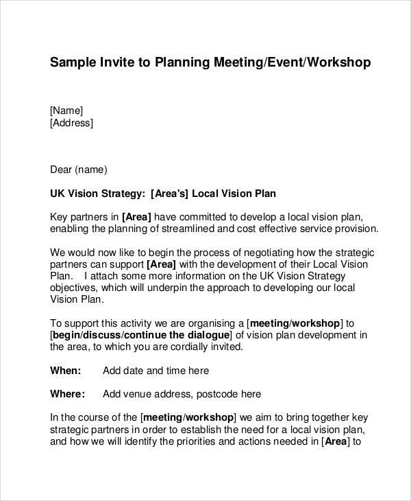 invitation letter templates in pdf