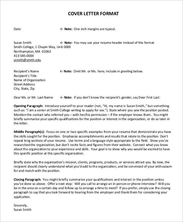 5 Tips to Writing a JobWinning Cover Letter