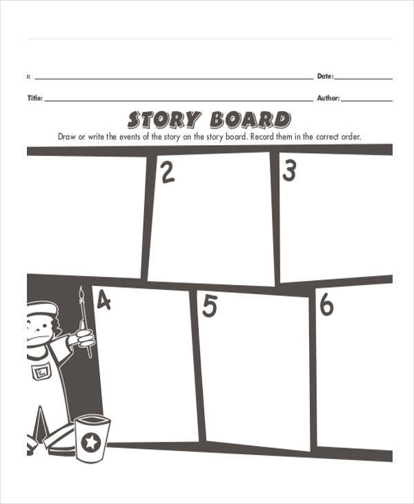 5+ Interactive Storyboards