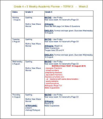 Field Notes 56 Week Plannerdownload Best Weekly Planner Templates