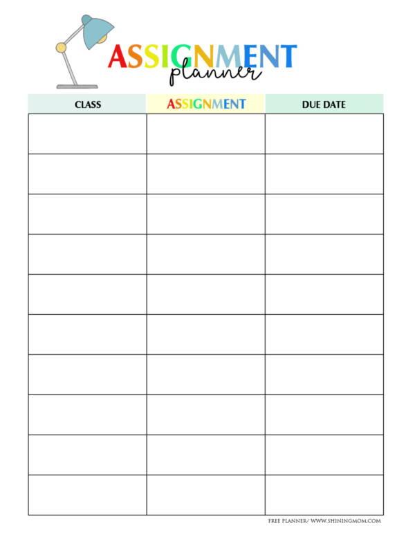 event planner checklist template