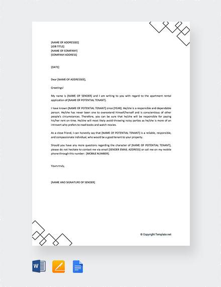 Personal Reference Letter For Coop : personal, reference, letter, Purchase, Recommendation, Letter!, Application