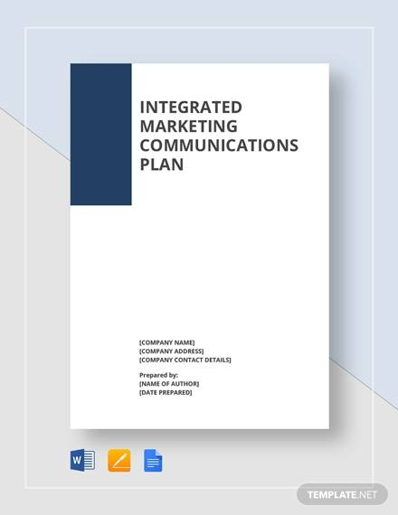 It includes sections for competitor analysis and marketing strategies. Free 19 Sample Marketing Plan Templates In Google Docs Ms Word Pages Pdf