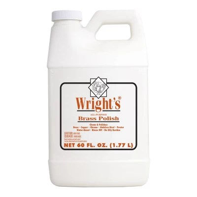 Wright39s Brass Polish Tub 60 oz bottles 4 pk Sam39s Club