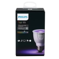 Philips Hue White and Color Ambiance PAR16 Single Bulb ...