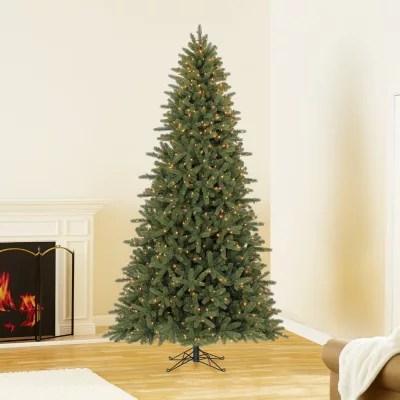 9 Ft Members Mark Artificial Pre Lit Lansing Pine