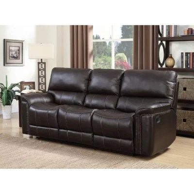 leather sofa sams club cover for pets member s mark buchanan top grain motion sam exclusive