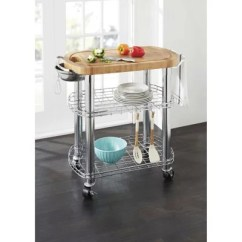 Kitchen Cart Table Outdoor Pictures Member S Mark Bamboo Prep Island Grill Station