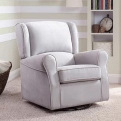 Sam S Club Upholstered Chairs Tablet Arm Canada Delta Children Morgan Glider Gray