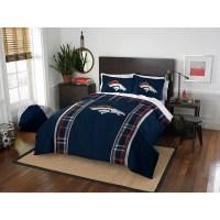 NFL Denver Broncos Cloud Comforter Set - Sam's Club