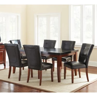 Scott Table And 6 Chairs Dining Set Sams Club