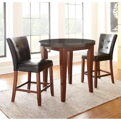 2 chair dining set poul jensen scott cafe counter height table and chairs sam s club