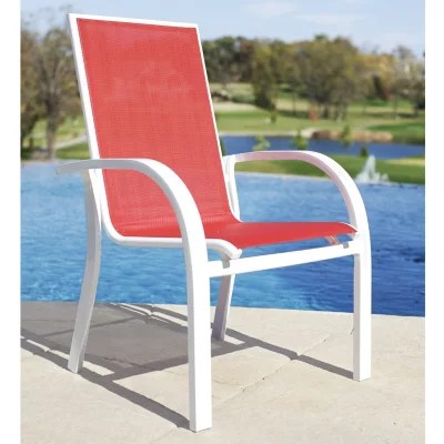 Sling Stacking Chair