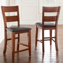 Counter Height Chair Cast Iron Dining Chairs Weston Mango 2 Pk Sam S Club