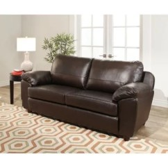 Leather Sofa Sams Club Jazz Bed Mavin Top Grain Sam S
