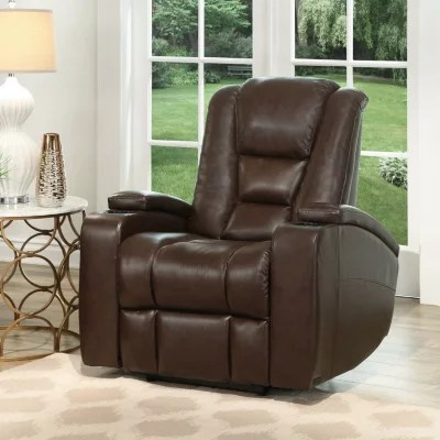 sams club chairs tripod camping chair mastro leather power-reclining home theater - sam's