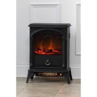 Vernon Electric Fireplace Stove - Sam's Club