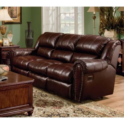 lane dual power reclining sofa charlie company leather recliner – home decor