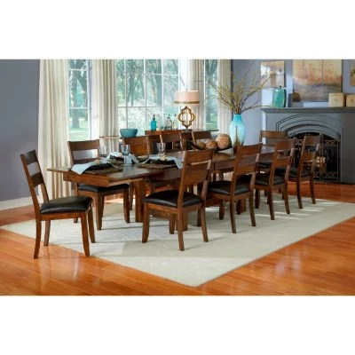 solid oak dining table and chairs folding chair measurements emma wood set assorted sizes sam s club