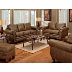 Living Room With Loveseat And Chairs Com Sedona Sleeper Sofa Chair Ottoman 4 Piece Set