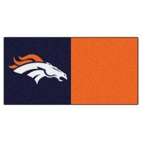 NFL - Denver Broncos Team Carpet Tiles - Sam's Club
