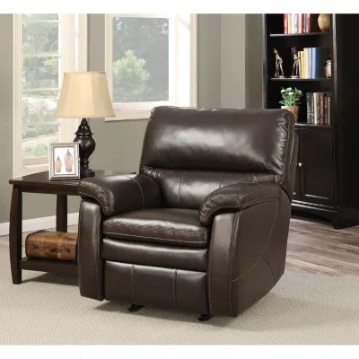 leather sofa sams club slipcovers for curved sectional sofas crawford top-grain recliner with usb ports - sam's ...