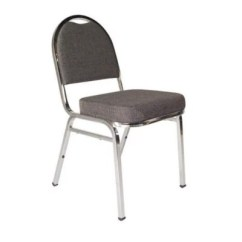 Sam S Club Upholstered Chairs Toilet Seat Chair Chrome Frame Stack