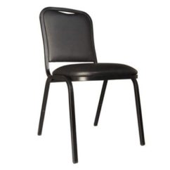 Sam S Club Upholstered Chairs Accent Ikea Vinyl Stack Chair, Black - Sam's