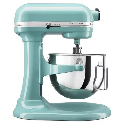 kitchen aid colors ikea shelving kitchenaid professional 5 quart heavy duty stand mixer assorted