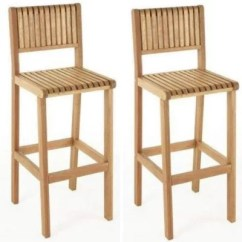 Outdoor Bar Chairs Striped Accent Brazil Stools 2 Pk Sam S Club