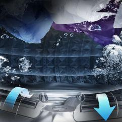 Washing Machine Motor Wiring Diagram Bi Amp Samsung 9 0kg Top Loading Wa90j5710sg Tl Features With Wobble Technology