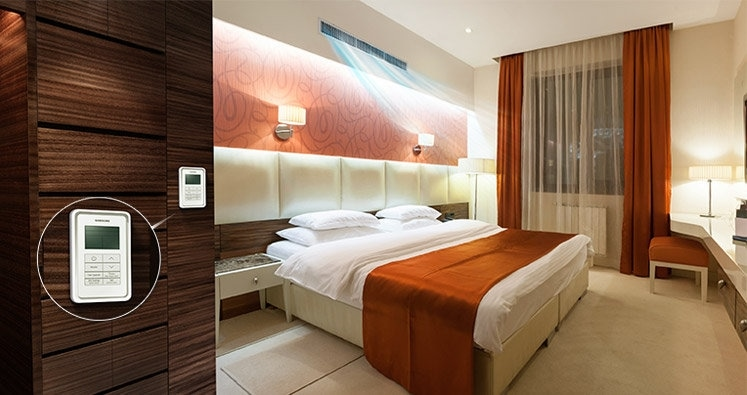 Welcoming Air for Hotels  Air Conditioner Solutions