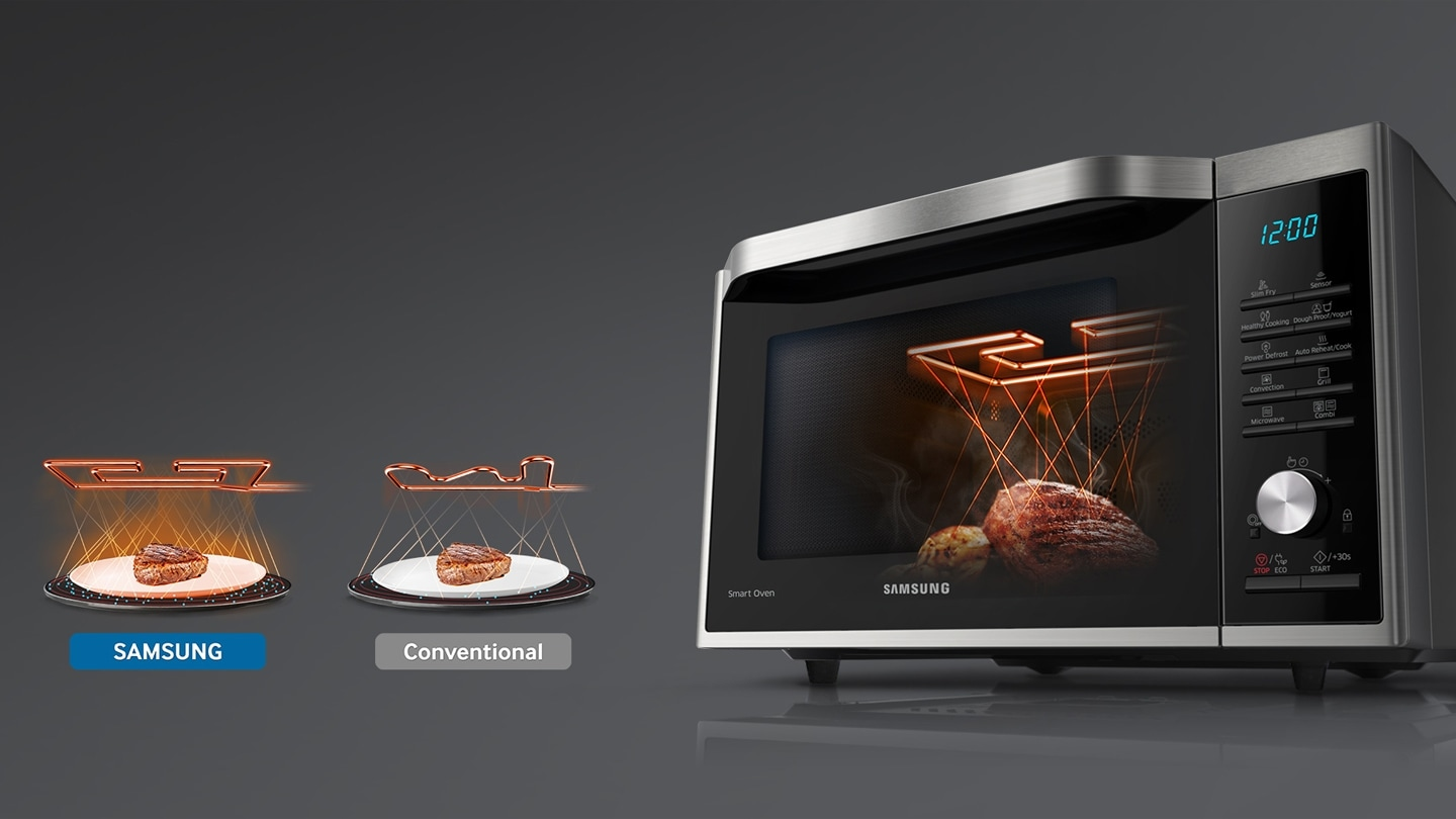 Cuisinart Countertop Cooking Samsung Toast And Bake Microwave Oven – Bestmicrowave