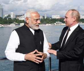 પુતિન સાથે PM મોદી, જુઓ ટ્વિટરિયા મસ્તી…pics