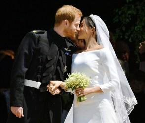 બ્રિટનના ભવ્ય શાહી લગ્નની પળેપળેની તસવીરો જોવા કરો ક્લિક