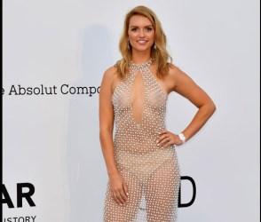 શરીરના એક એક વળાંક દેખાય તેવા કપડા પહેરીને Cannes આવી આ અભિનેત્રીઓ