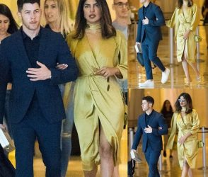કઝિનના લગ્નમાં પ્રેમીના હાથોમાં હાથ નાખીને આવી 'દેસી ગર્લ' પ્રિયંકા ચોપરા, Viral pics