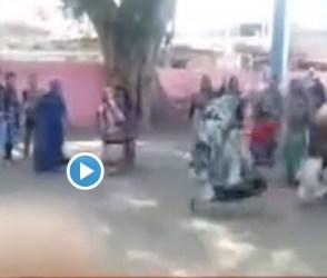 સાડી પહેરીને કબ્બ્ડ્ડી રમતી મહિલાઓનો વિડીયો વાયરલ