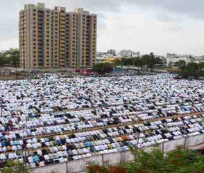 ગુજરાતમાં આવી રીતે થઈ ઈદની ઉજવણી, જુઓ Photos