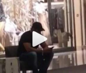 દુબઈના મોલમાં ચિલ આઉટ કટો જોવા મળ્યો સલમાન ખાન, Viral Video