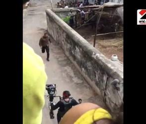 જ્હોન અબ્રાહમ જૂનાગઢની ગલીઓમાં દોડ્યો, જુઓ video