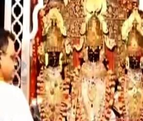 વડોદરા ખાતે નિકળ્યો વિઠ્ઠલ ભગવાનનો વરઘોડો, જુઓ વીડિયો