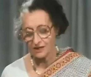 ઈન્દિરાએ રાકેશ શર્માને પુછ્યું કે, આકાશમાંથી ભારત કેવું લાગે છે? તો જવાબ મળ્યો કે…