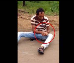 Video : નવસારીમાં યુવકને સાપ સાથે મસ્તી પડી ભારે