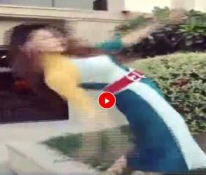 ફોટોશૂટ દરમિયાન ઉર્વશી રૌતેલા સાથે બની અજીબ ઘટના, જુઓ વિડીયો