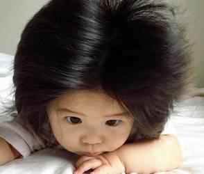 Photos : વિચિત્ર હેરસ્ટાઈલને કારણે આખી દુનિયામાં ફેમસ થઈ આ બાળકી