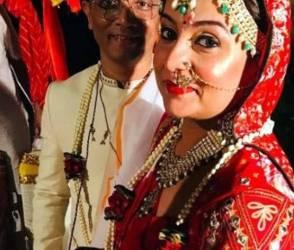 Photos: 41 વર્ષે અભિનેત્રીએ ભાવનગરમાં કર્યા લગ્ન, સામે આવી સુંદર તસવીરો
